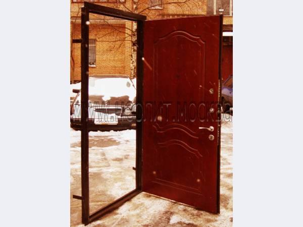 двери металлические куркино