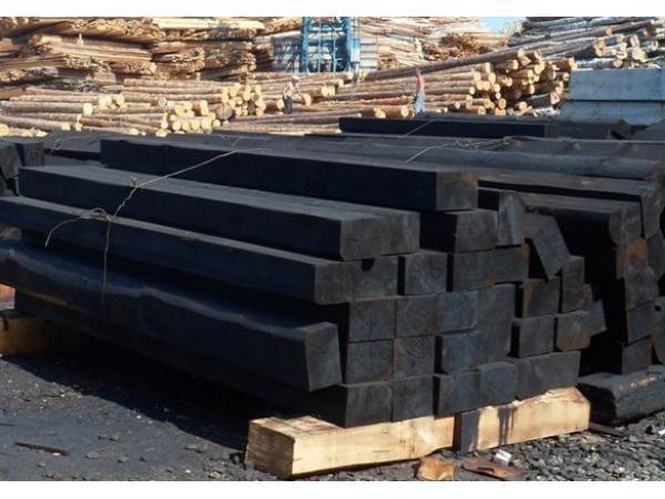 Шпалы деревянные пропитанные тип 2 от 1300 р., тип 1 от 1500 р.