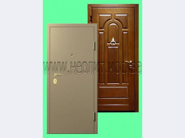 услуги изготовление и монтаж металлических дверей