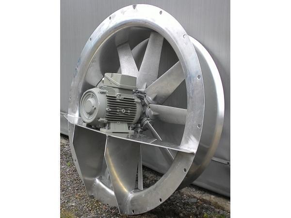 Вентиляционное оборудование / Вентиляторы