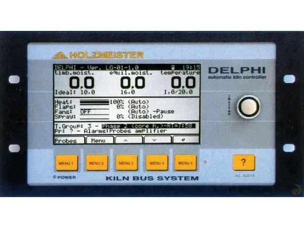 Автоматический контроллер Delphi