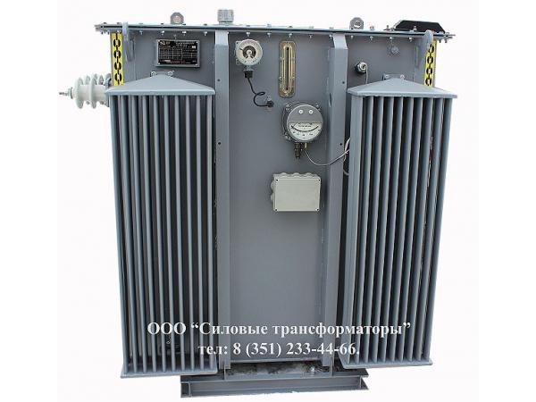 Трансформаторы силовые масляные ТМЗ мощностью  630...2500 кВА