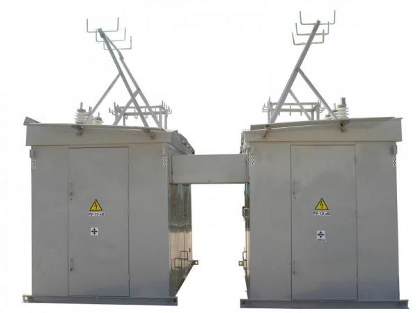 Комплектные трансформаторные подстанции различного типоисполнения