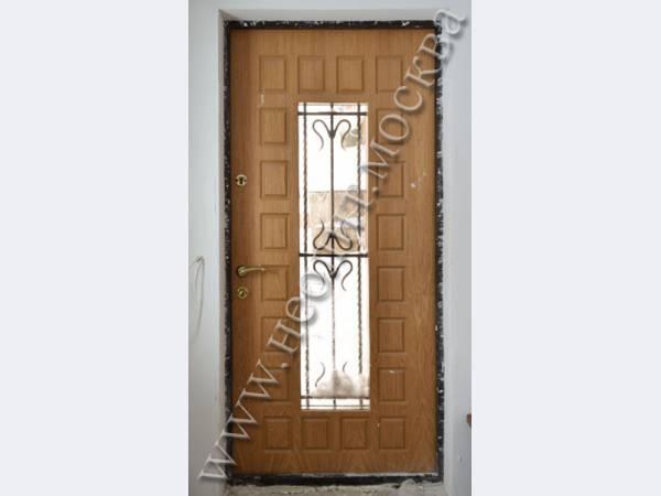входные двери железные сходня