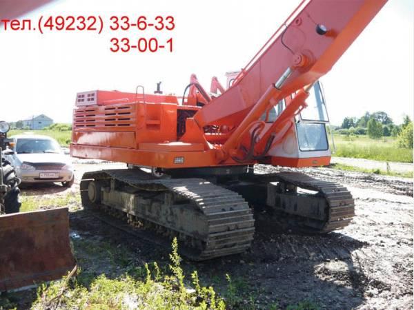 Перегружатель металлолома Ковровец ЭО-4225А-06 (КовровЭкскаваторСервис