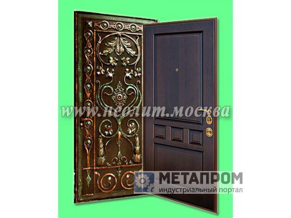 купить металлические двери пр во российского производства