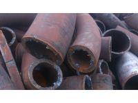 Лом черных металлов на складе в г. Березовский