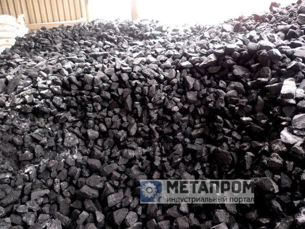 Уголь каменный (сортовой, рядовой) Навалом, мешкотара.