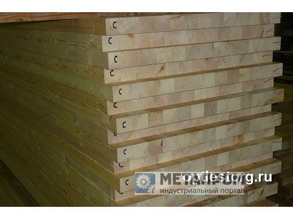 Поставка мебельного щита и профильных пиломатериалов