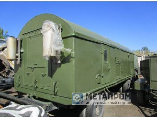 Передвижная электростанция ДГА-200-Т400