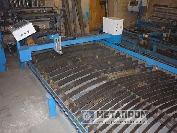 Станки и оборудование плазменной резки металла с ЧПУ в Липецке.