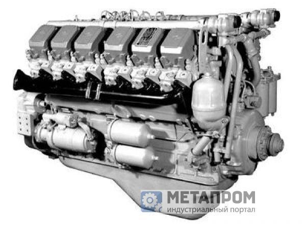 Двигатель ЯМЗ 240 БМ2-4 на К-701 от официального дилера завода ЯМЗ