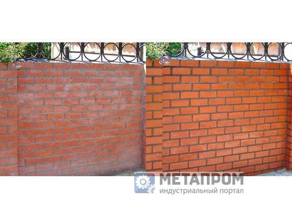 Очиститель фасадов зданий от высолов «Антисолекс»