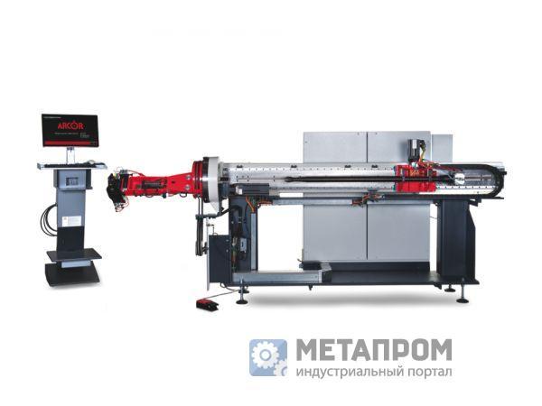 Aвтоматический трубогибочный станок DBM 5L – CNC