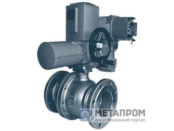 Кран шаровой МА 39010-06 Ду 80