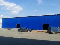 Строительство металлических ангаров и складов