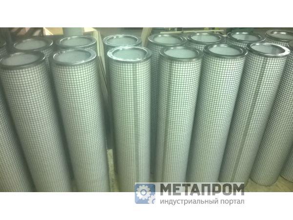 Фильтрующие элементы для коалесцеров и сепараторов