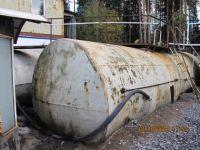Резервуары металлические 25м3 емкости б/у