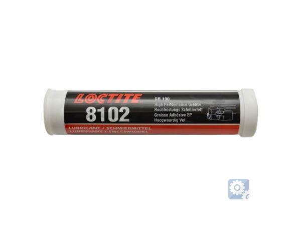 Смазка высокотемпературная для подшипников Локтайте 8102