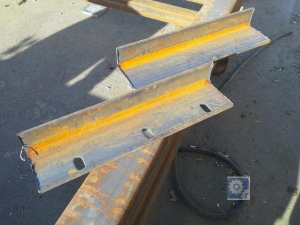 Чем пробить отверстие в уголке, пробить отверстие в металле овальные о