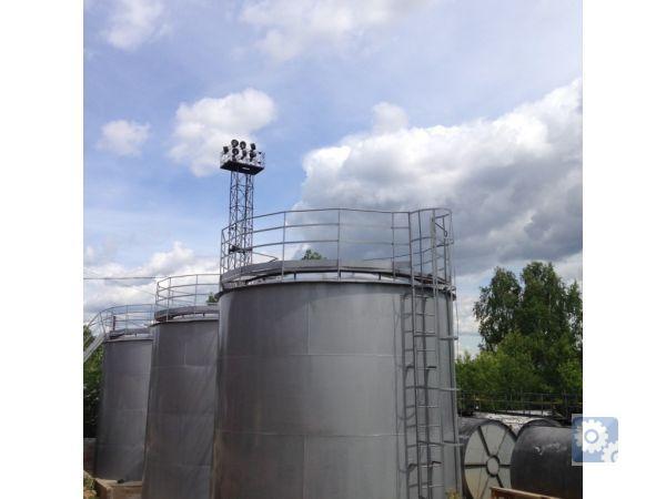 РВС 150 резервуары