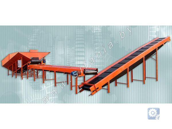 Мусороперерабатывающий мини-завод МПЗ-5000
