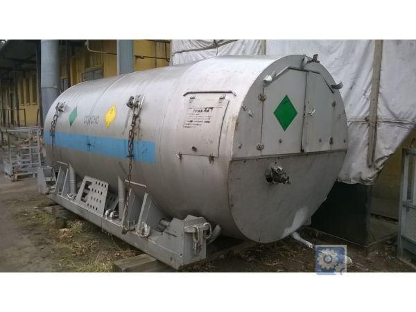 Цистерна транспортная ЦТК-5/0,25-1,ЦТК-8/0,25