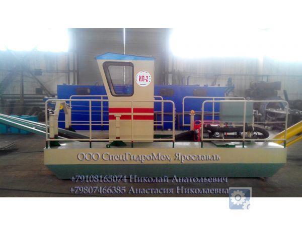 новый мини земснаряд типа ИЛ-2 в г. Ярославль от ООО СпецГидроМех