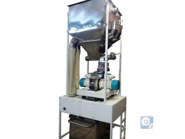 ИКМ-1922 переработает Сахар, кислоты, соли в 20 мКм. Система аспирации