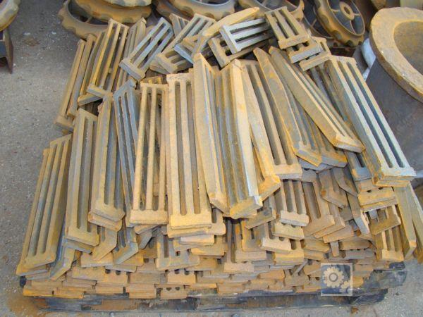 мангалы, решетки, печное литье из чугуна
