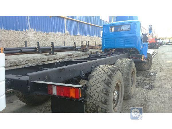 Шасси Урал 4320-1912-40