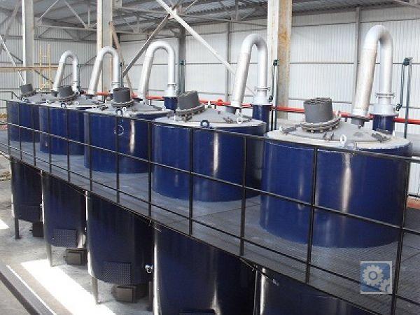 Оборудование для утилизации шин FORTAN
