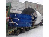 Балковоз  с кондукторами для перевозки балок БДР