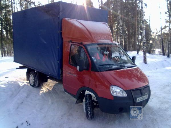 Междугородные грузоперевозки из/в Ставрополь. Мебельный фургон.