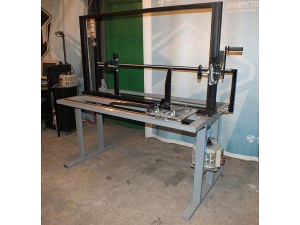 станок для обработки пенопласта