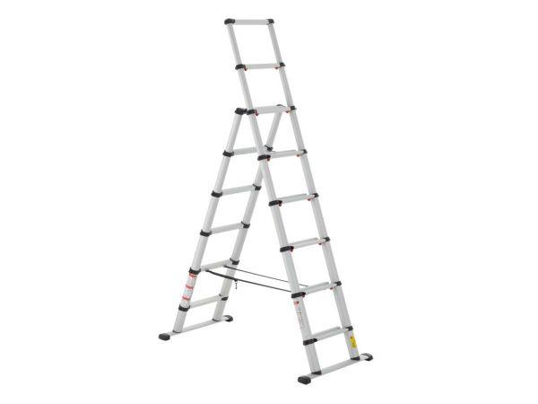 Поставка: Телескопические лестницы и стремянки Telesteps (Швеция).