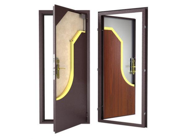 двери в качестве входных