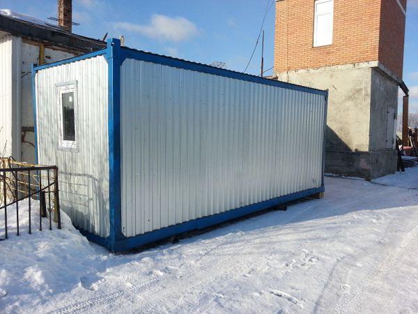 Блок-контейнер 5м