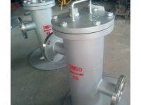 Фильтр сетчатый типа «корзина» нержавеющий фланцевый Ру16 Ду50
