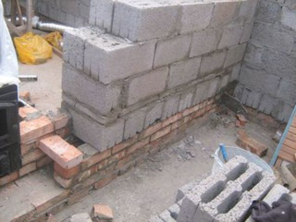 Как построит дом своими руками из бруса с проектом