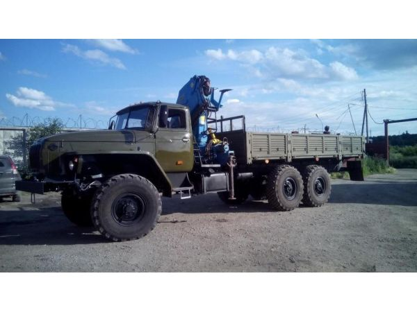 Борт с КМУ ИМ-150