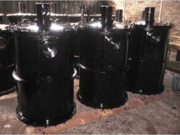 Цилиндры опрокидывания на думпкар 2ВС-105 904V060200-1-00