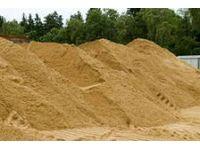 Песок  с доставкой по городу любого объёма.