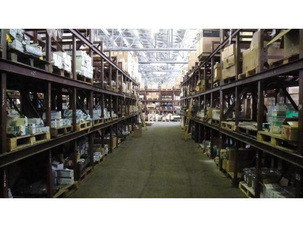 Услуги по реализации неликвидов и остатков складов для предприятий