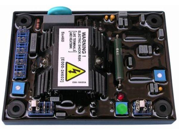 Автоматический регулятор напряжения, AVR SX460