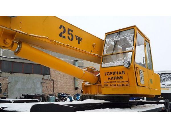 Автокран КС-45717 Ивановец на шасси Урал 4320
