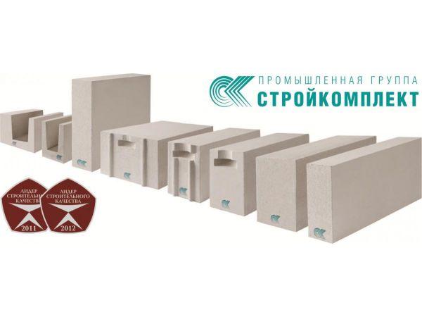 Газобетон от завода в СПб - Зимнее резервирование - 2600 руб./м3