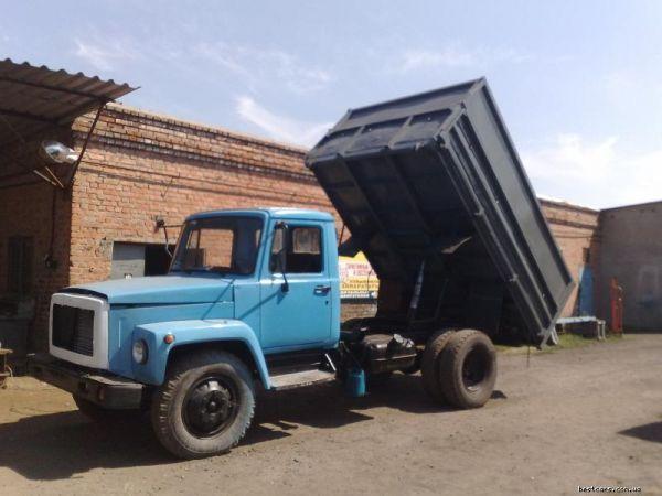Вывоз строительного мусора Самосвалами(Газ, камаз)
