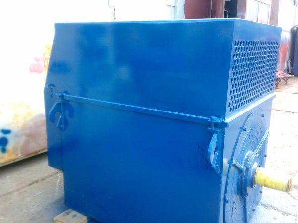Продам электродвигатель  ДАЗО4-450У-8У1. 3кВ.