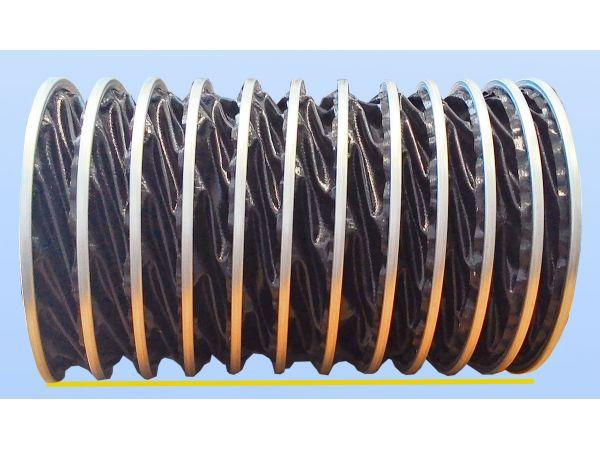 Рукав  CLP SPARK типа Clip Vini Term на вытяжные установки АОУМ-800-3
